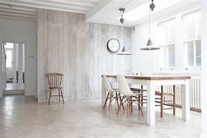 Mdf Platte Streichen : haal met houten wanden scandinavi in huis xyladecor blog ~ Markanthonyermac.com Haus und Dekorationen