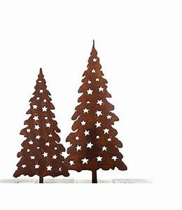 Weihnachtsbaum Metall Groß : die 25 besten ideen zu gartenstecker rost auf pinterest rostiges metall z une aus metall und ~ Sanjose-hotels-ca.com Haus und Dekorationen