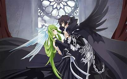 Lelouch Geass Code Lamperouge Background Wallpapers