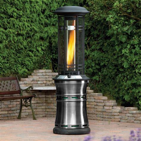 Lifestyle Santorini Flame 11kw Gas Patio Heater Internet