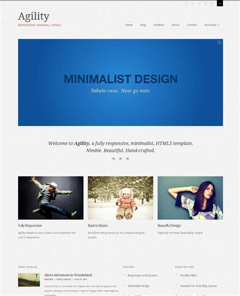 Templates Html Html Template Fotolip Rich Image And Wallpaper