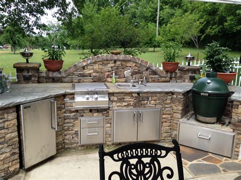 bbq kitchen ideas how to build outdoor kitchen with simple designs