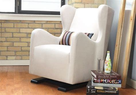 vola glider chair contemporary rocking chairs and gliders