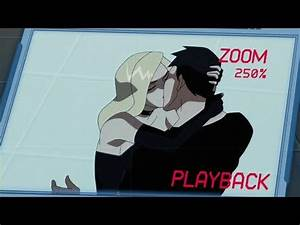 Young Justice -- Kiss Scenes - YouTube