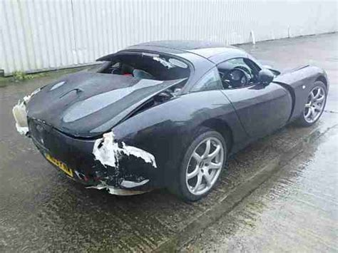 Tvr 2003 Tuscan Speed 6 4ltr Salvage. Car For Sale