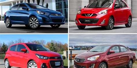 Top 10 Least Expensive Cars In Canada For 2017 Driving