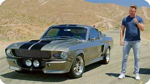 """Win an Official Mustang """"Eleanor"""" Inspired by Gone in 60 Seconds // Omaze - YouTube"""