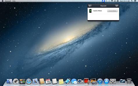 Keycard Unlocks Your Mac When You're Nearby
