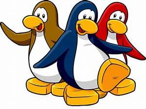 Club Penguin Paper