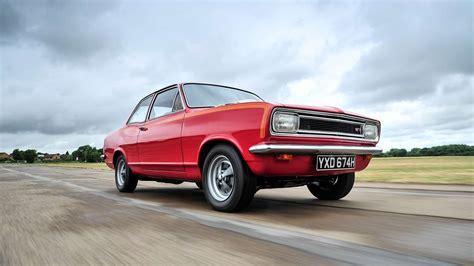 Classic First Drive: Vauxhall Viva GT