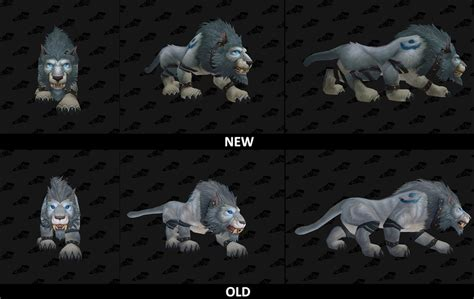 if we get a worgen update should we get new druid forms
