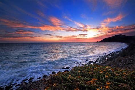 Scenic California Beaches Coastal Landscape Photography