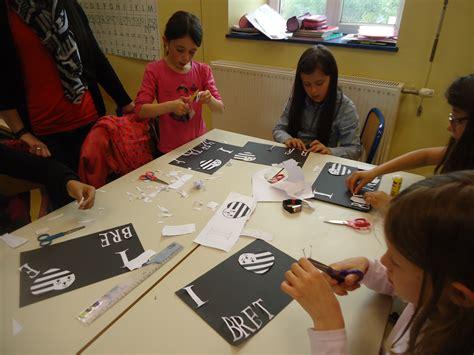 ecole de cuisine de jeux semaine de la bretagne arts visuels jeux bretons