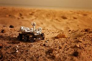 Mars Curiosity Rover Hot Wheels!