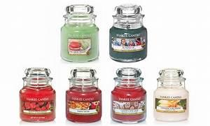 Duftkerzen Im Glas : yankee candle duftkerzen im glas groupon goods ~ Markanthonyermac.com Haus und Dekorationen