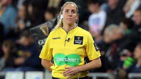 Joy Neville appointed referee for Bordeaux's Challenge Cup ...