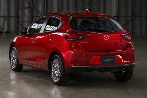 mazda 2 facelift 2020 mazda 2 facelift unveiled new looks and driver aids