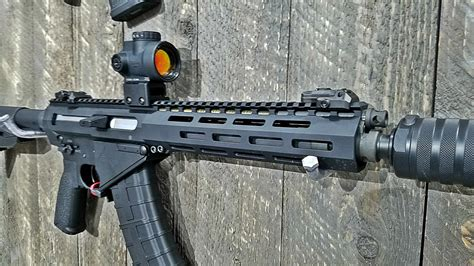 New From Arsenal Firearms: Suppressors and Rifles - The ...