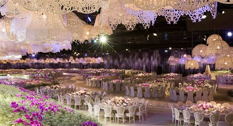 A Feast For The Eyes One Of The Most Beautiful Wedding