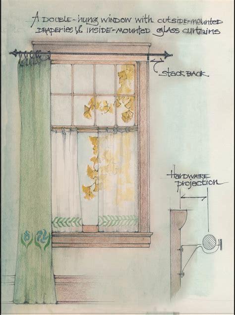 curtain hardware ann wallace  prairie textiles