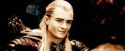 Legolas Aragorn Lord Rings Smile Hobbit