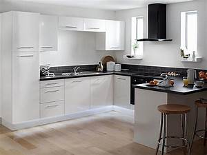 Black and white modern kitchens finest modern kitchen for Best brand of paint for kitchen cabinets with modern wall art cheap