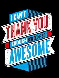 Thank You / THA-08 - Thank You For Being So Awesome ...