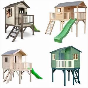 Grande Cabane Enfant : cabane ou maison enfant sur pilotis comparer les prix avec le guide achat kibodio ~ Melissatoandfro.com Idées de Décoration