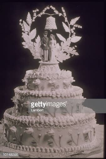 tiered wedding cake  stock photo getty images