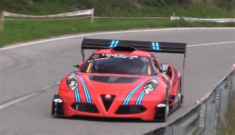 Alfa Romeo Race Car by Alfa Romeo 4c Race Car Dpccars