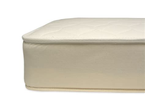 Naturepedic 2 In 1 Organic Cotton Crib (mc45)