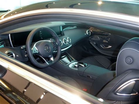 Mercedes benz s class coupe amg's average market price (msrp) is found to be from $67,000 to $122,000. File:The interior of Mercedes-Benz S63 AMG 4MATIC Coupé (C217).JPG - Wikimedia Commons