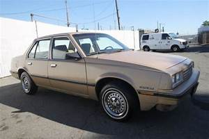 Purchase Used 1985 Chevrolet Cavalier Manual Transmission