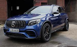 2018 Mercedes AMG GLC 63 S 4MATIC Review News
