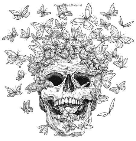 skull coloring book 591 best skull coloring dia de los muertos images on