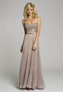 taupe color dress wwwimgkidcom the image kid has it With taupe wedding dress