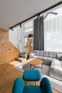 Scandinavian, Interior, Design, In, A, Beautiful, Small