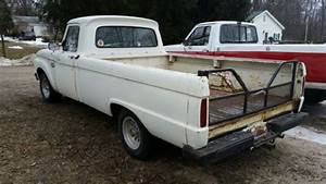 1966 Ford F100 2 Wd Truck 289 V8 4 Speed Manual