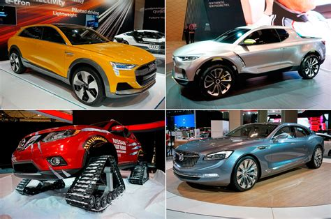 Concept Cars by Concept Cars At The Toronto Auto Show Motor Trend