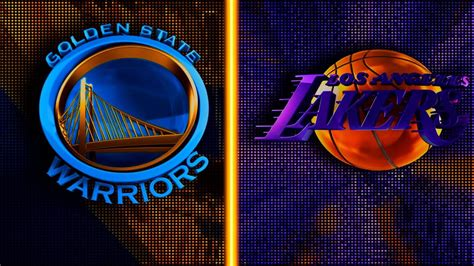 ps nba  golden state warriors  la lakers p