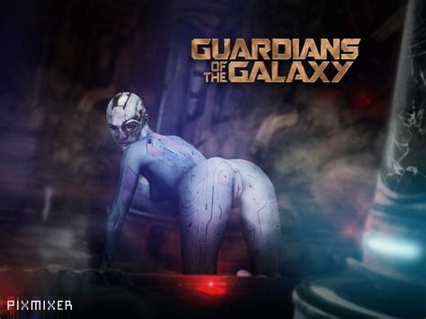 Nebula Guardians Of The Galaxy Nude Nebula Porn And