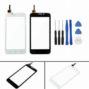 Front Touch Screen Digitizer Outer Glass For Huawei Y541