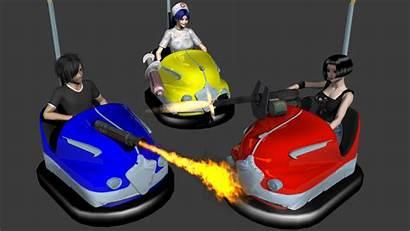 Bumper Cars Deviantart