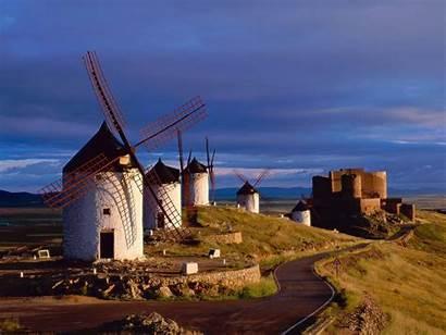 Spain Mancha Consuegra Wallpapers Resolutions Normal