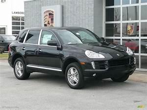 Porsche Cayenne 2008 : 2008 porsche cayenne s 2008 porsche cayenne s basalt black metallic black interior interior ~ Medecine-chirurgie-esthetiques.com Avis de Voitures