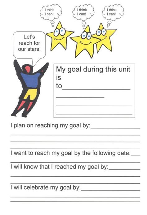 student indicators of engagement goal setting eobservations