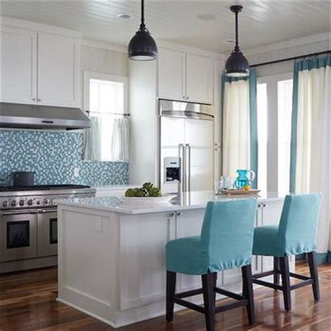 turquoise kitchen tiles interior design inspiration photos by tracery interiors 2970