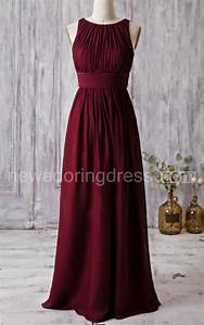 wine colored bridesmaid dresses csmeventscom With wine wedding dress