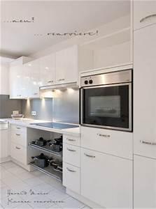 Küche Renovieren Fronten : wir renovieren ihre k che kueche hochglanz weiss ~ Pilothousefishingboats.com Haus und Dekorationen