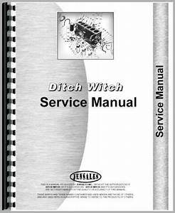 Ditch Witch Manual